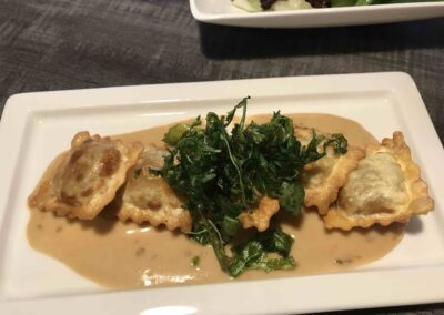 Fried Short Rib Ravioli - December 2019 Special