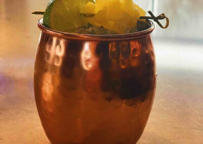 Pineapple Coconut Mule - March 2020 Special
